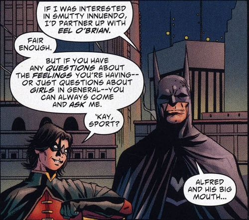 batman e tim drake